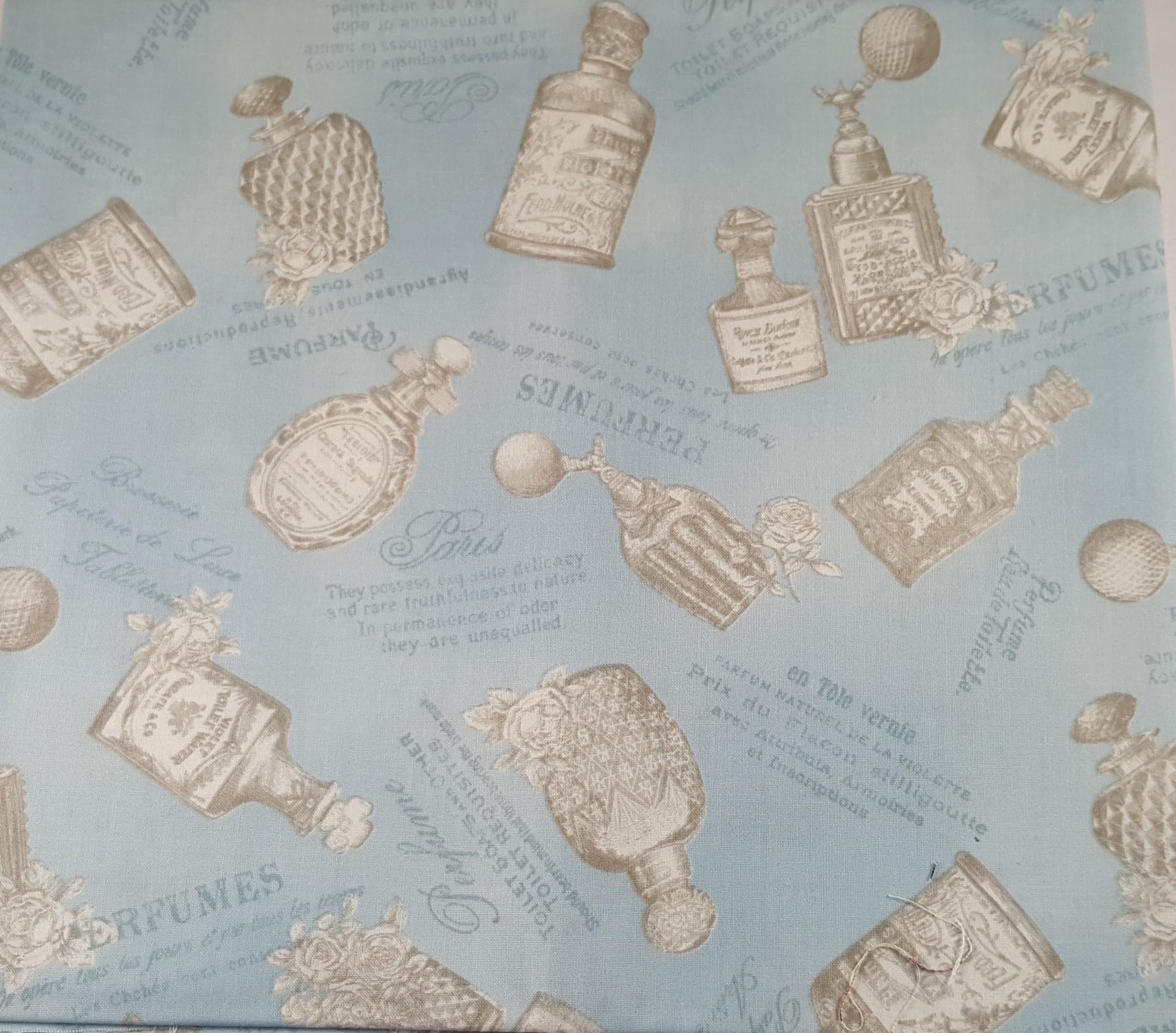 Tecido de algodão estampado-wc