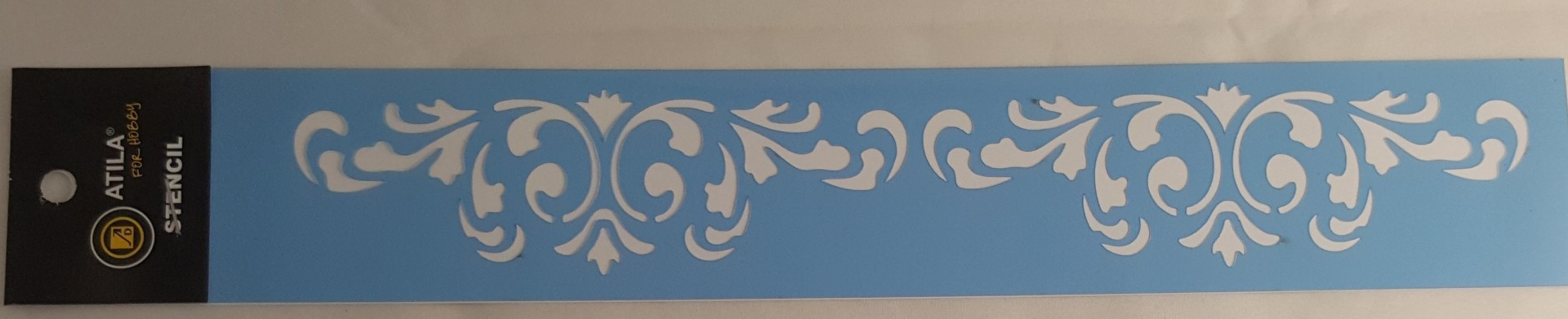 Stencil border Florões Mod nº11