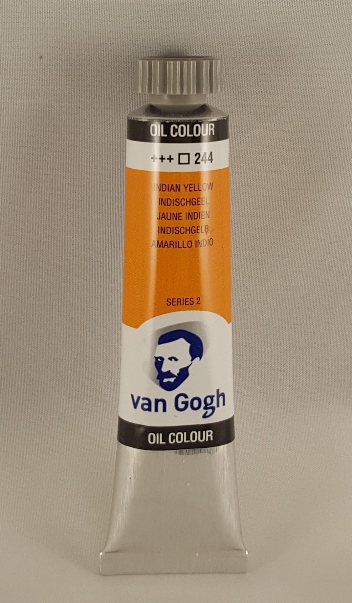 Tinta de óleo Van Gogh indian yellow