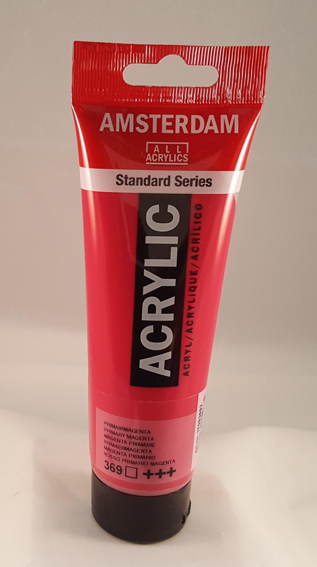Tinta Acrílica Amsterdam 369