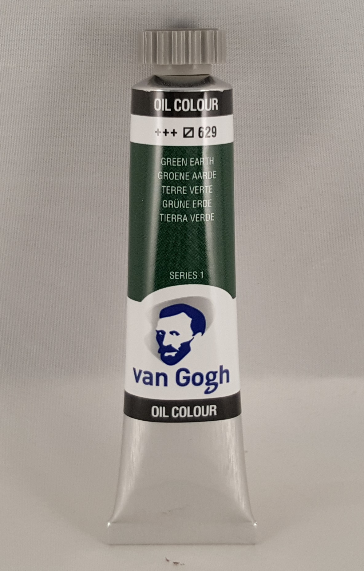 Tinta de óleo Van Gogh green earth
