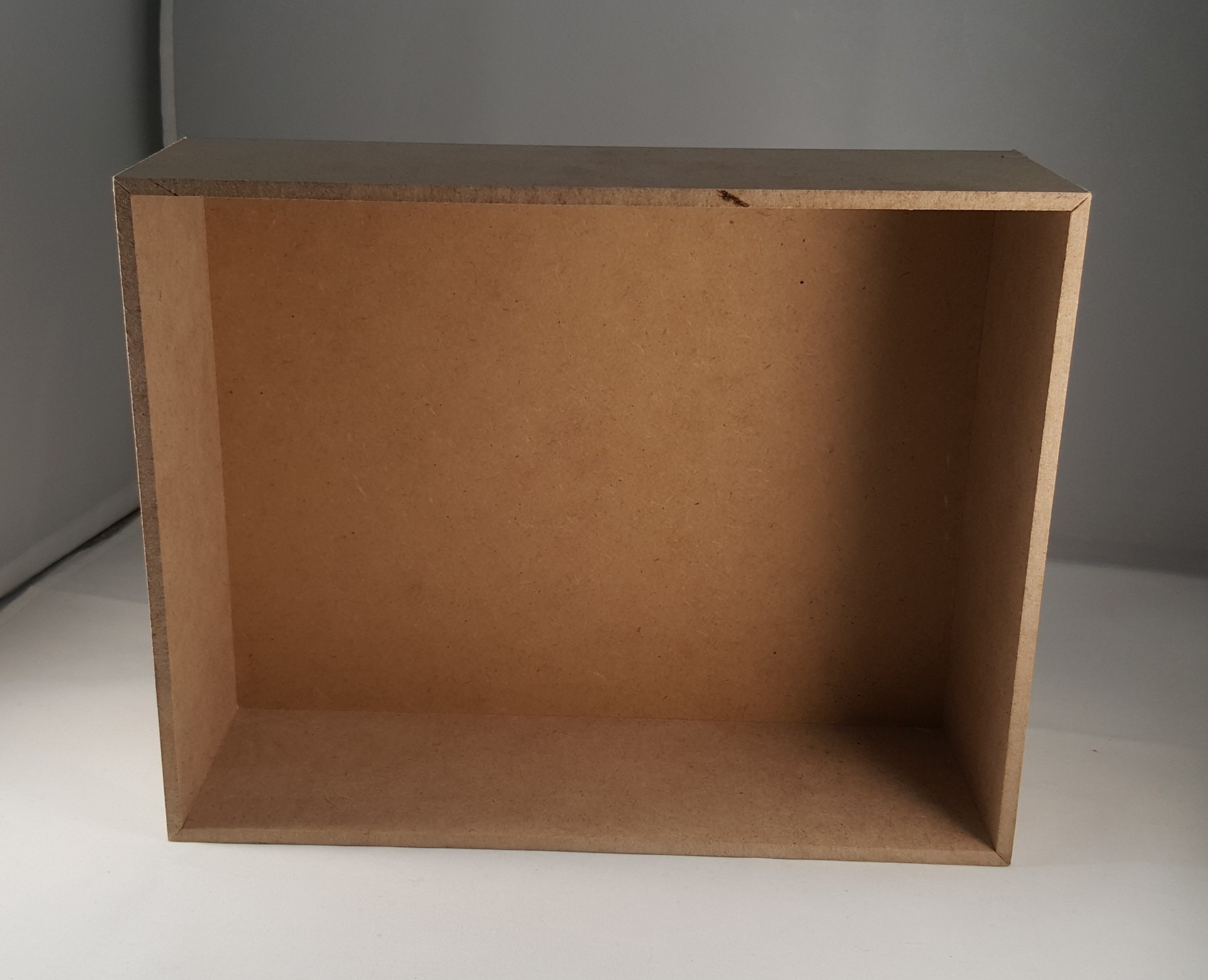 Moldura Caixa sem vidro