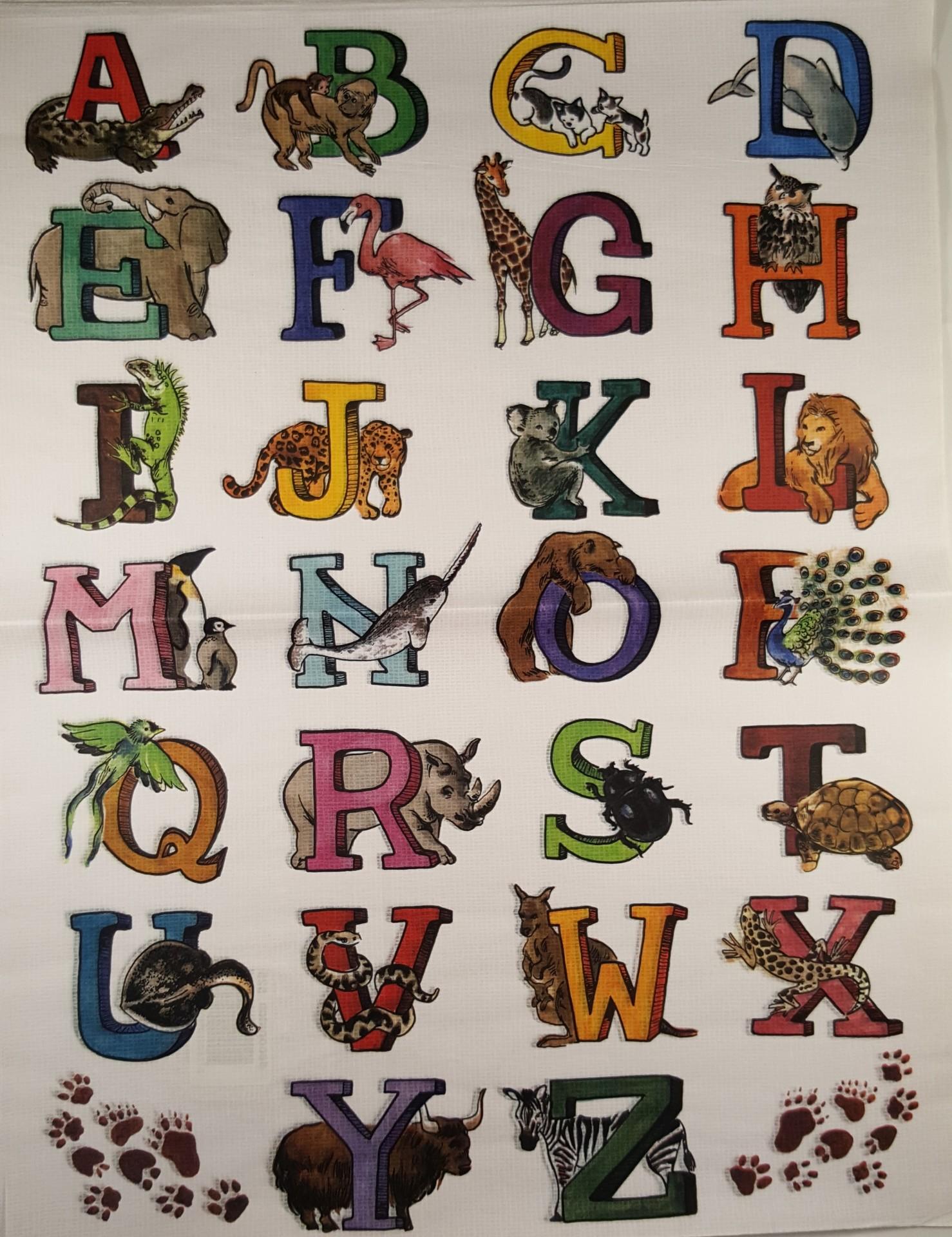 Papel  Décopatch - letras