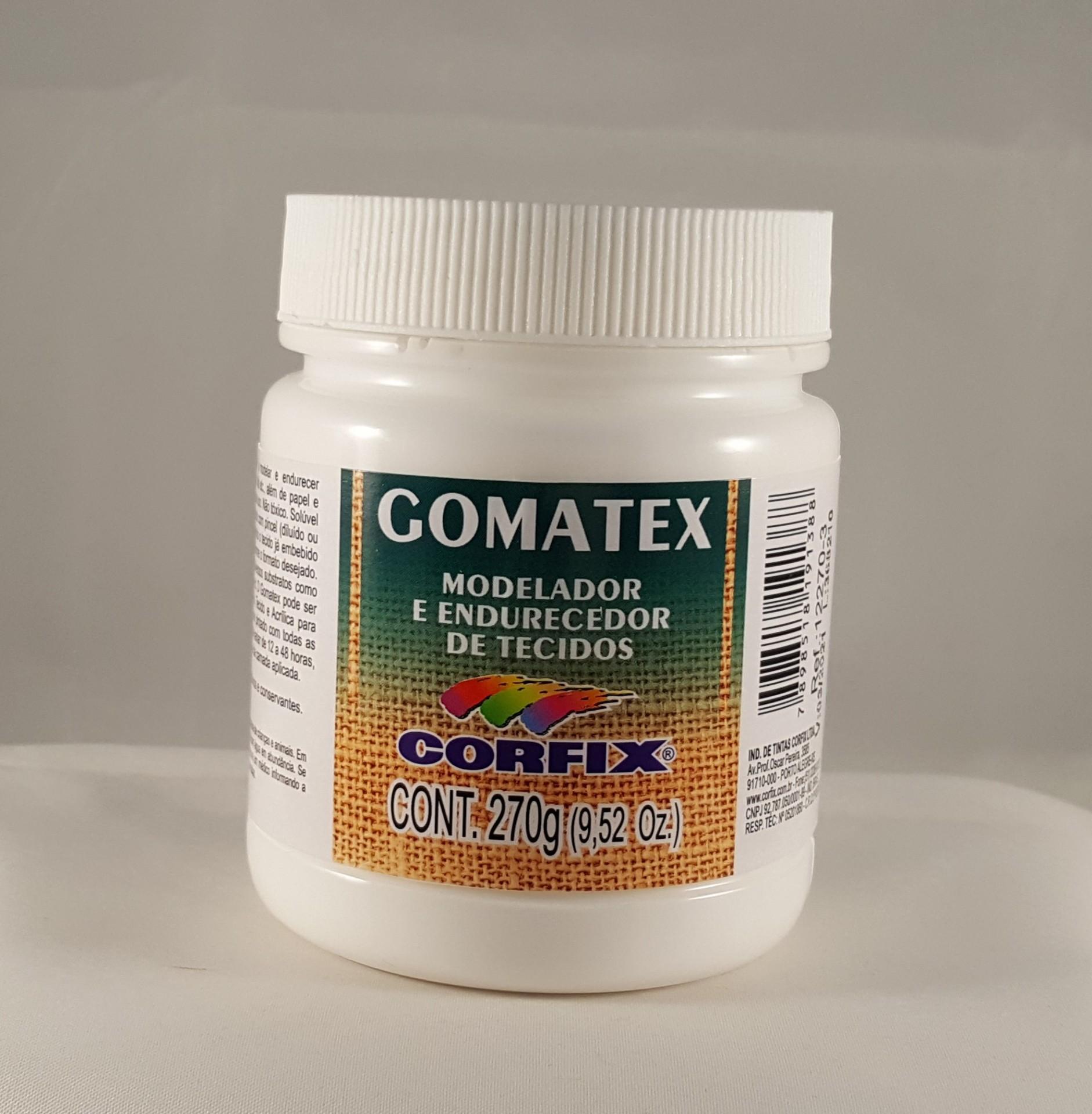 Endurecedor para tecido Gomatex