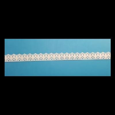 Renda papel autocolante recortada a laser 17 mm - Artoz