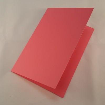 Cartão C6 colorido cor rosa