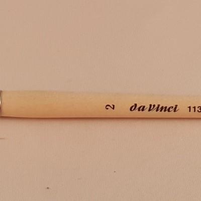 Pincel stencil Da Vinci S113 nº 2