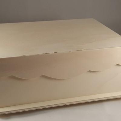 Caixa de bijutaria 18x 25 x11 cm