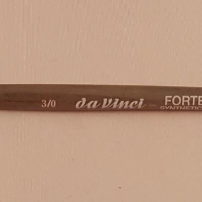 Pincel Da Vinci S363 nº 3/0