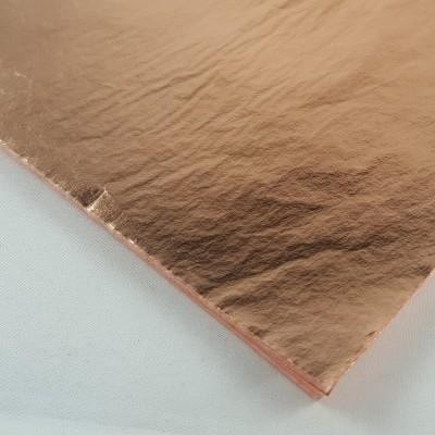 Folha de cobre falsa