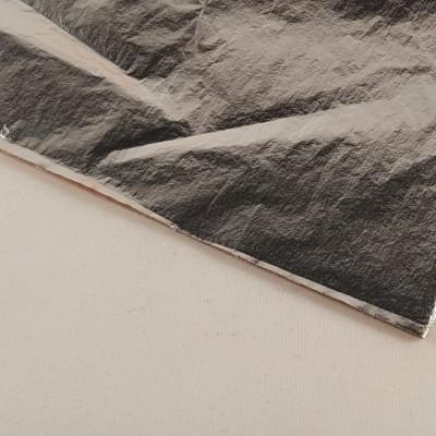 Folha de prata falsa