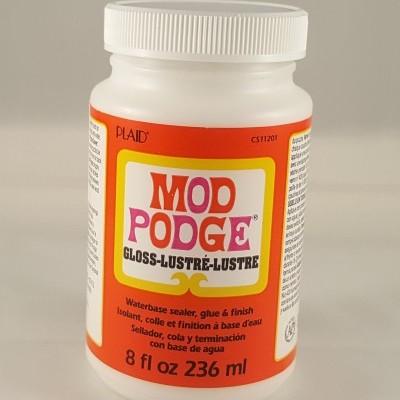 Cola Mod Podge