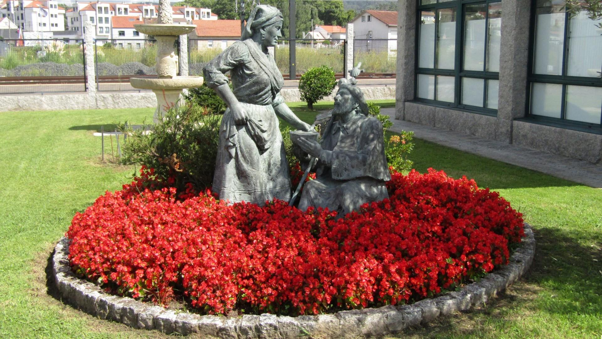 Pontevedra - Ampliação do Albergue de Peregrinos