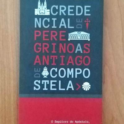 Credencial do Peregrino (Via Lusitana) - Sé do Porto