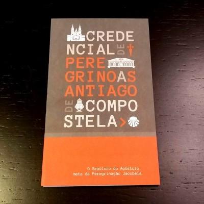 Credencial do Peregrino (Via Lusitana) - Coimbra