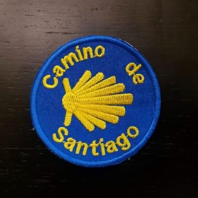 Emblema redondo (Camino de Santiago)
