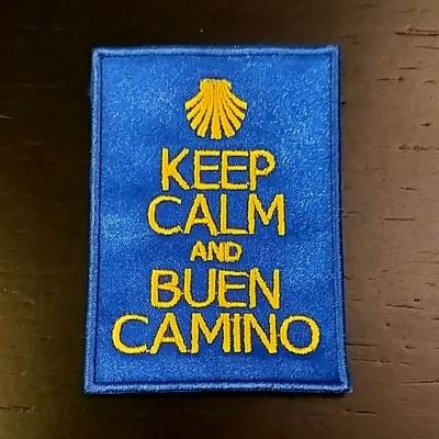 Emblema (Keep Calm)
