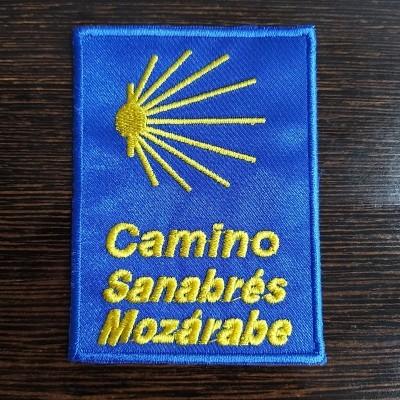 Emblema (Camino Sanabrés Mozárabe)