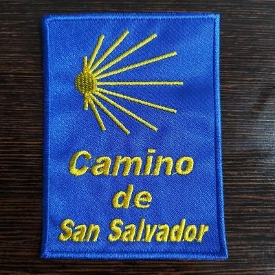 Emblema (Camino de San Salvador)