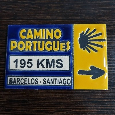 Íman Azulejo (Barcelos -> Santiago)