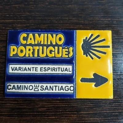 Íman Azulejo (Variante Espiritual)