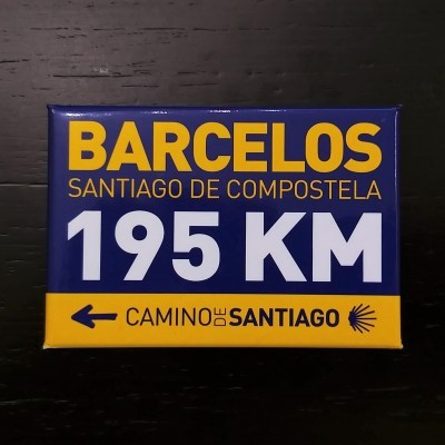 ÍmanKm (Barcelos - Santiago)