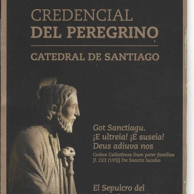 Credencial do Peregrino