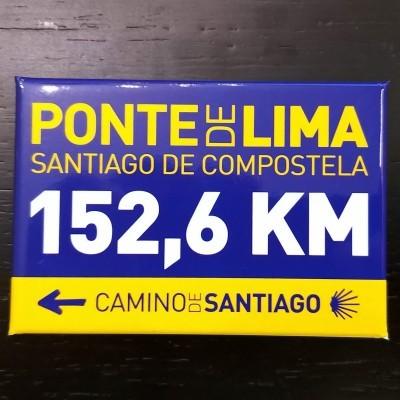 ÍmanKm (Ponte de Lima - Santiago)