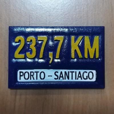 Íman Azulejo (Porto Santiago)