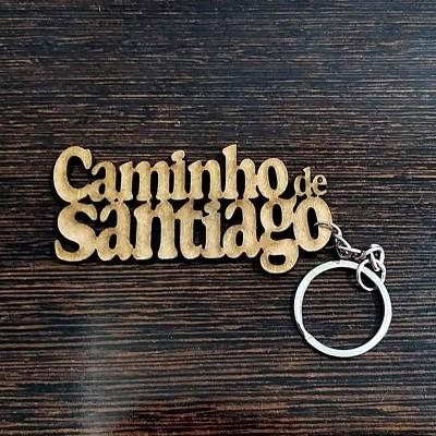 Porta-chaves (Caminho de Santiago)