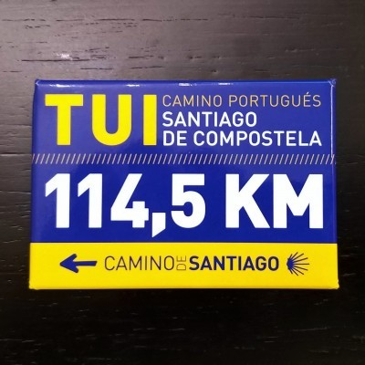 ÍmanKm (Tui - Santiago)