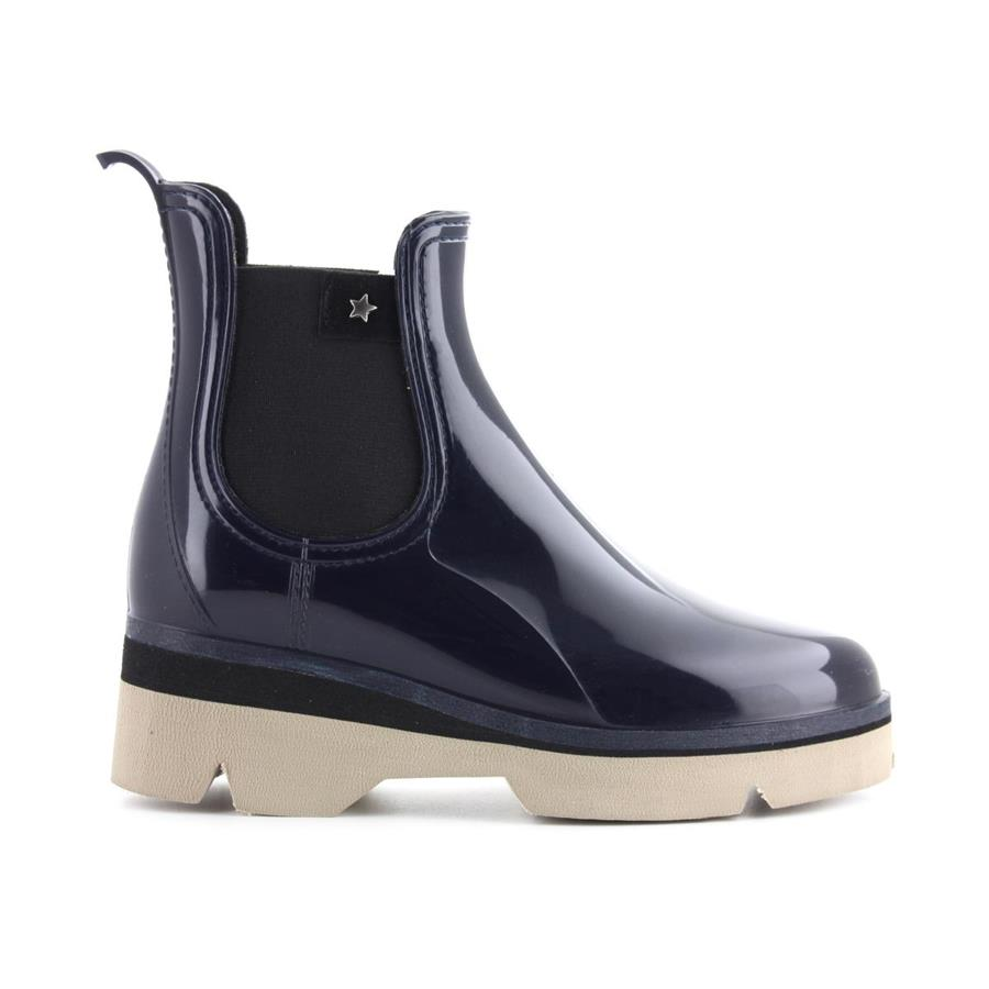 RAINYBOOT CUBANAS DERBY210 DARK BLUE+BEIJE