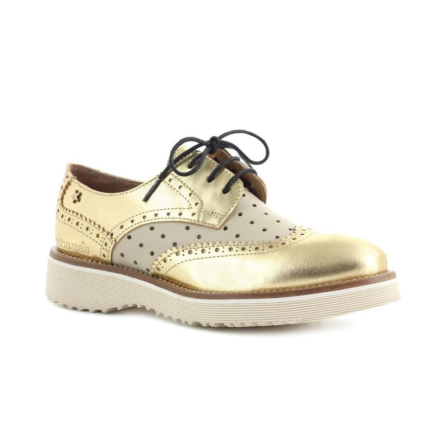 OXFORD CUBANAS DUNE110 LIGHT GOLD+BONE