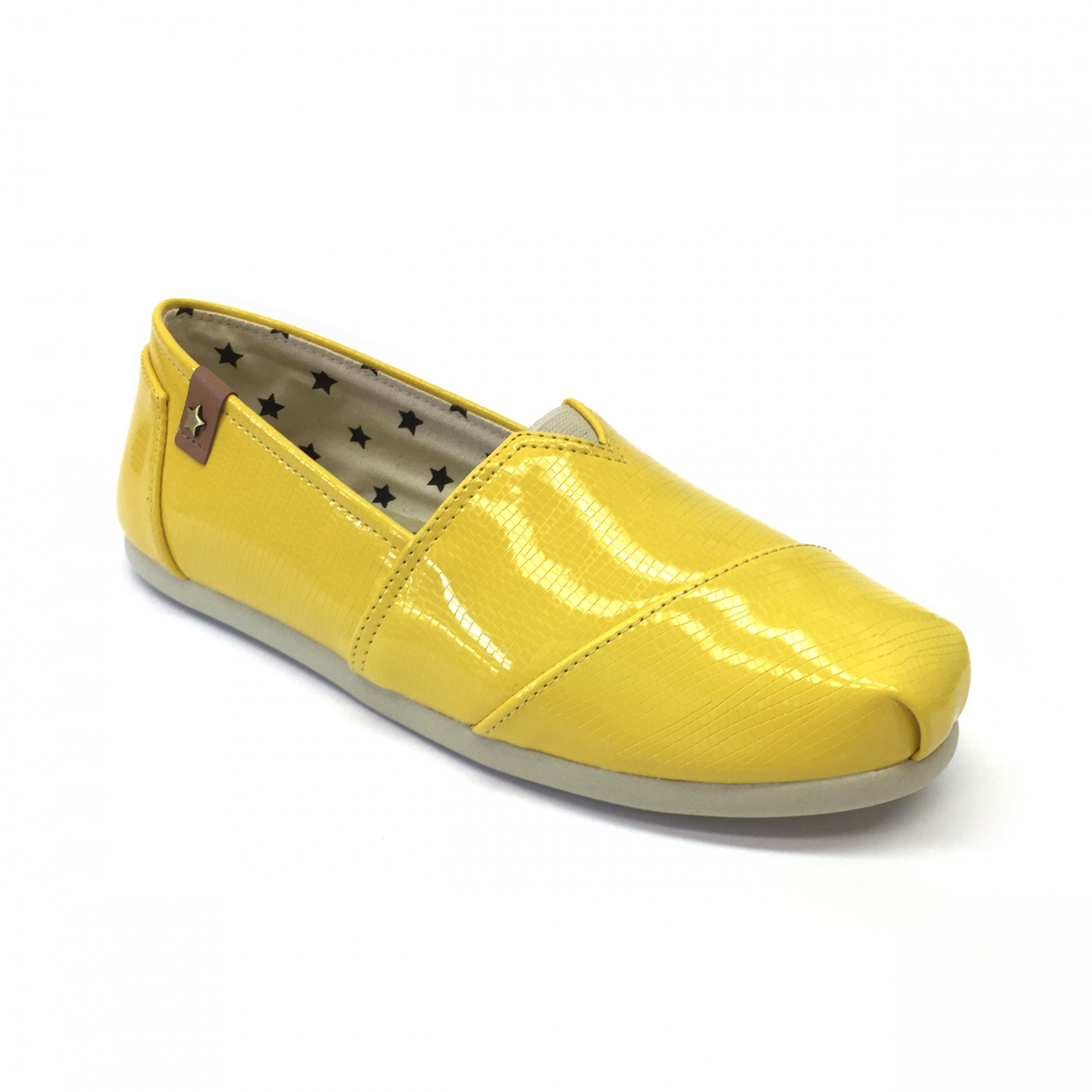 ALPARGATA CUBANAS HOLLY420YELLOW Yellow