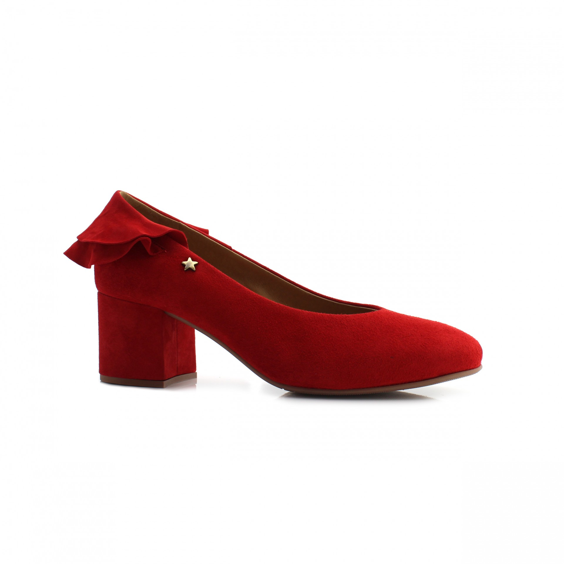 SCARPIN CUBANAS LAURA220 RED