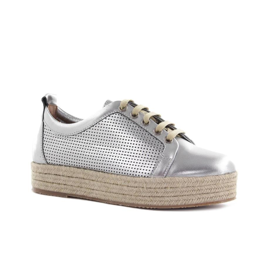 FLATFORM CUBANAS KITTY400M PEWTER