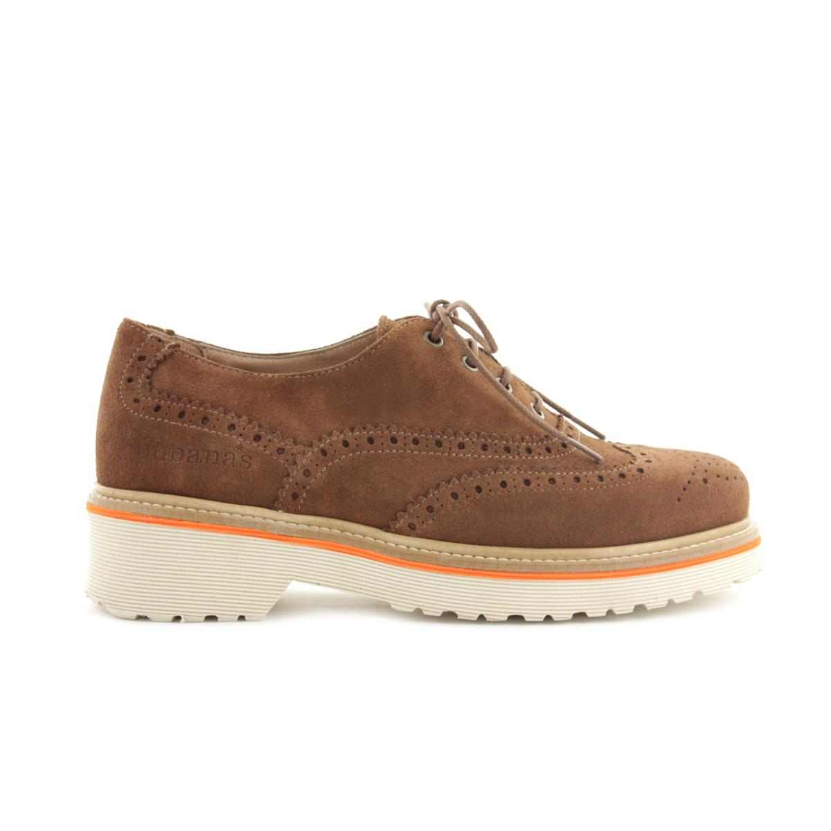OXFORD CUBANAS DALLY100 CHOCOLAT+ORANGE