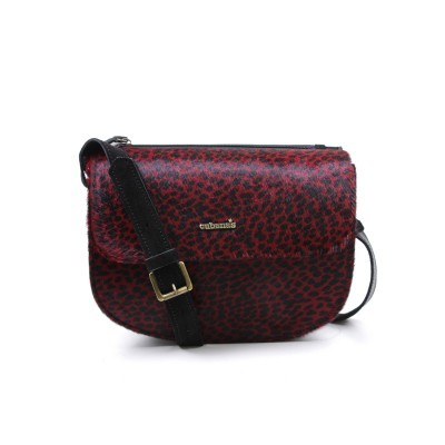 CROSSBODY CUBANAS PIPA100 RED