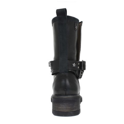 BOTA CUBANAS ESCAPE980 BLACK