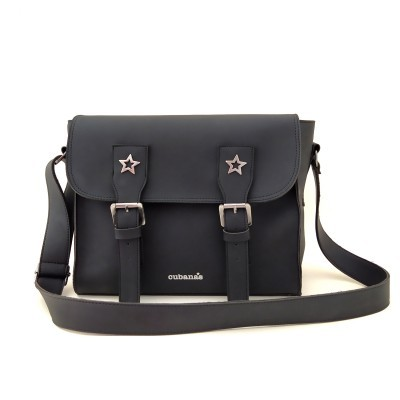 crossbody cubanas black luke100gblack Black