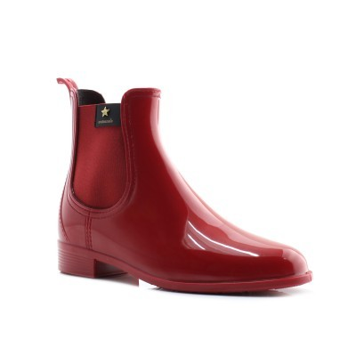 RAINYBOOT CUBANAS RAINY501 RED+RED