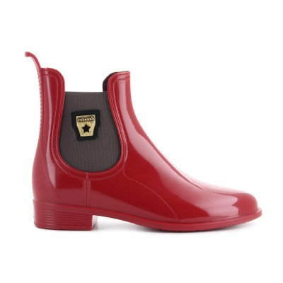 RAINYBOOT CUBANAS RAINY501 RED+CHESTNUT