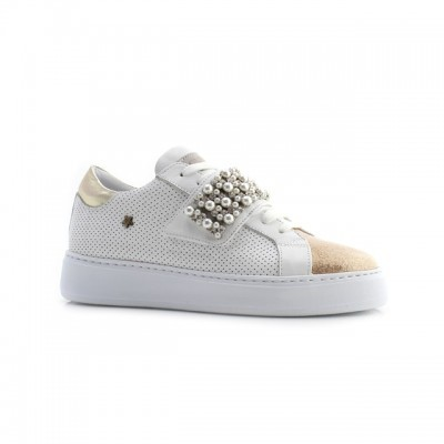 TENIS CUBANAS POLLY410 WHITE