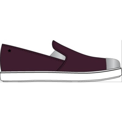 TENIS CUBANAS SNEAK120 RED WINE