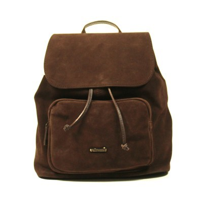 BACKPACK CUBANAS CASTANHO ASHLEY100BROWN CASTANHO