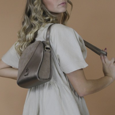 satchel cubanas brown paola100brown Brown