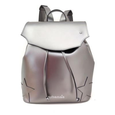 backpack cubanas silver rainybag800gmsilver Silver
