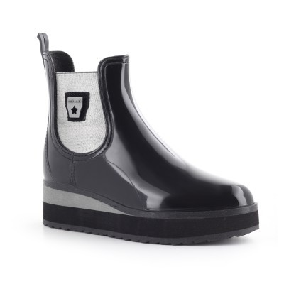 RAINYBOOT CUBANAS DERBY120 BLACK
