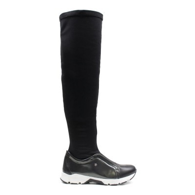 BOTA CUBANAS RUN420 PEWTER+BLACK