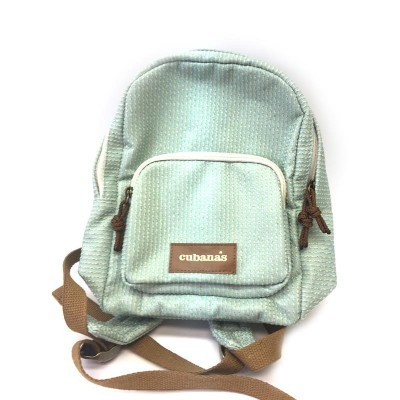 BACKPACK CUBANAS BACK110GREEN Green